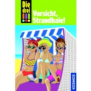 Die drei !!!, 8, Vorsicht, Strandhaie!