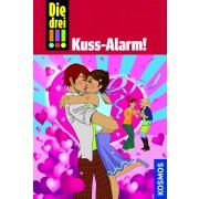 Die drei !!!, 11, Kuss-Alarm