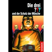 Die drei ??? und der Schatz der Mönche