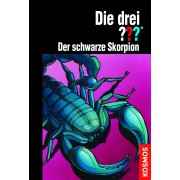 Die drei ??? Der schwarze Skorpion