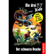 Die drei ??? Kids und du, Der schwarze Drache
