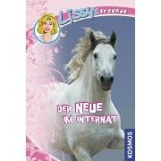 Lissys Freunde, 1, Der Neue im Internat
