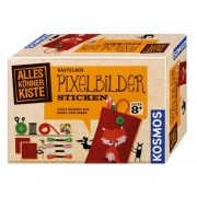 Pixelbilder sticken