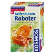 Seifenblasen-Roboter