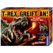 T-Rex greift an