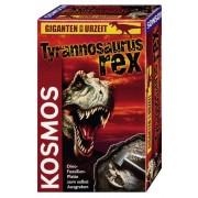 Tyrannosaurus rex - Ausgrabung