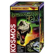 Tyrannosaurus rex nachtleuchtend - Ausgrabung