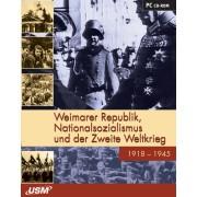 Weimarer Republik, Nationalsozialismus und der Zweite Weltkrieg