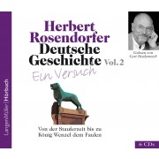 Deutsche Geschichte - Ein Versuch Vol. 2 (CD)